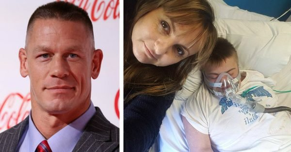 Stranger's Rally Behind Mom's Desperate Plea To Wrestling Star John Cena