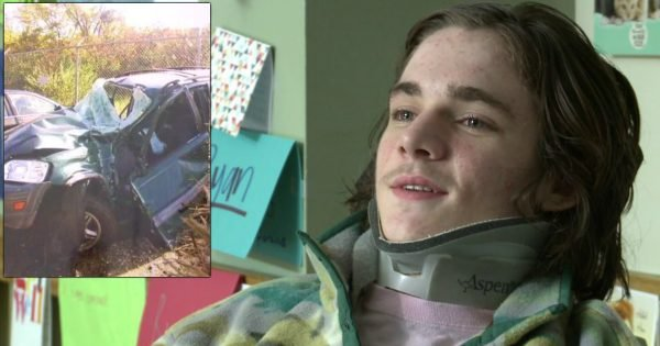 A Divine Vision Changes Everything For A Teen Paralyzed In Car Crash
