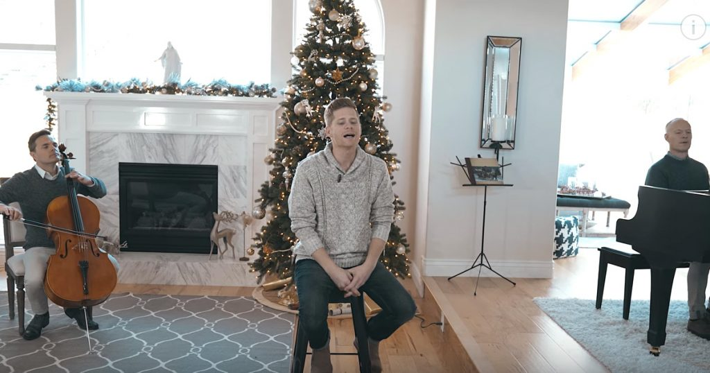 Piano Guys And Craig Aven Perform 'The Sweetest Gift'