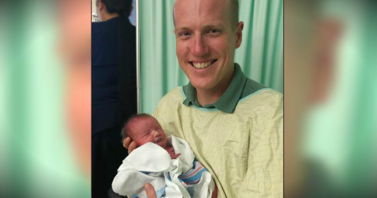 godupdates police officer adopted pregnant heroin addict's baby 2