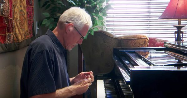 Alzheimer's Stole His Music Until A Kind Pianist Gave It All Back
