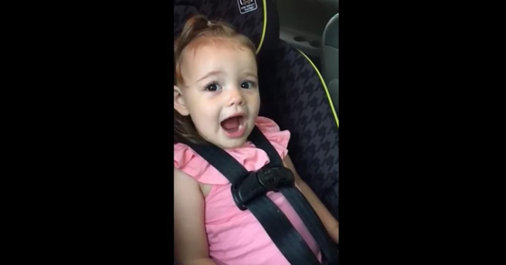 Toddler Tries To Say Ice Cream_GodUpdates