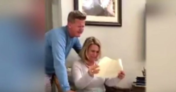 Grateful Son Gives His Parents The Surprise Of A Lifetime