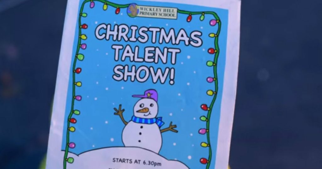 godupdates christmas talent show