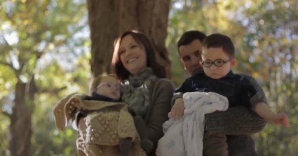 Couple Loses 2 Children To Rare Disorder But Vow To Find The Joy In Life