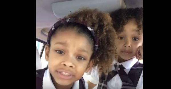 Two Adorable Sisters Give The Best Advice For Every Problem In Life