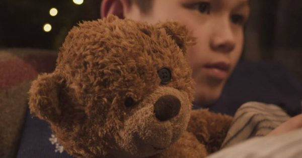 An Unwanted Teddy Bear Shares A Message About Jesus This Holiday Season