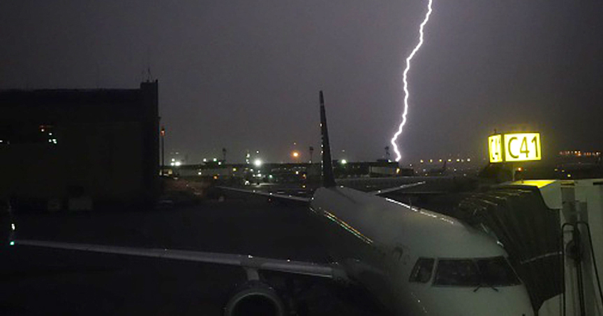 Man Prayed for More Time to Serve God, His Answer Came in A Bolt of Lightning _ air traffic controller alton bryant _ godupdates