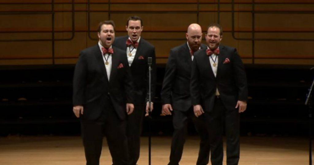 Godupdates a cappella aladdin medley