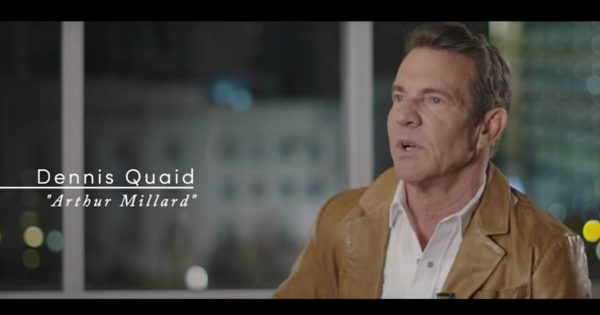 Dennis Quaid Talks Faith And The 'I Can Only Imagine' Movie