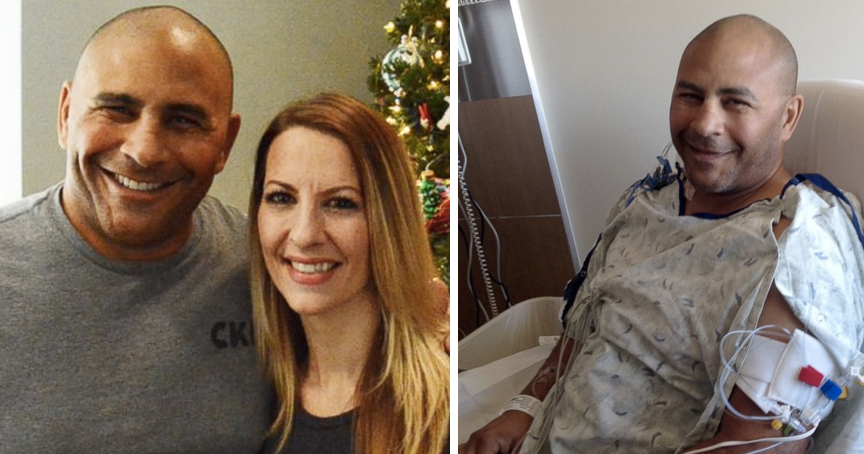 Husband Posted On Facebook Wife Was Dying, Then Stranger Saved Her _ Melinda Ray_ Godupdates