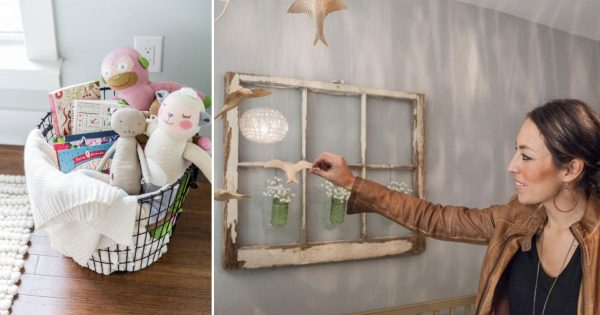 What Do You Think Chip & Joanna Gaines' New Baby Nursery Might Look Like?