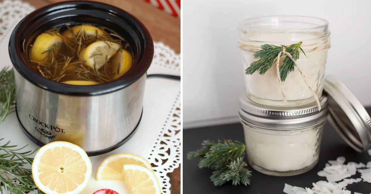 Surprising Slow Cooker Uses For Craft, Garden And Household Projects