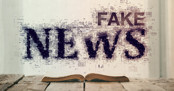 Fake News - what the Bible says about lying