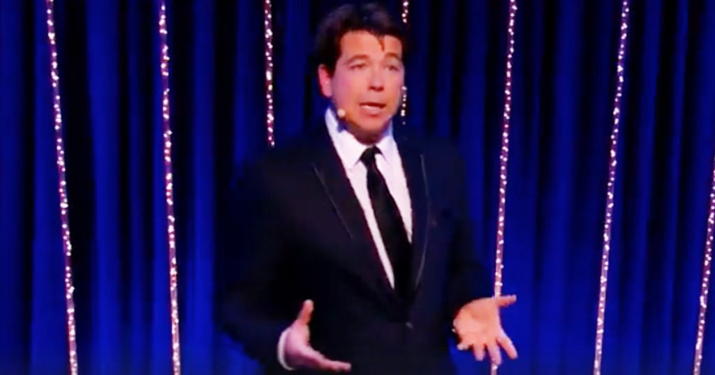 Michael McIntyre on battling kids for bedtime