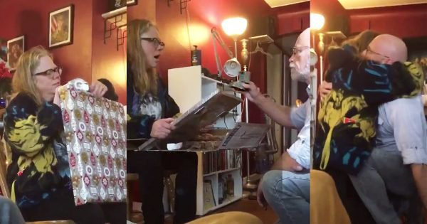 Divorced Couple's Proposal Is Taking The Internet By Storm