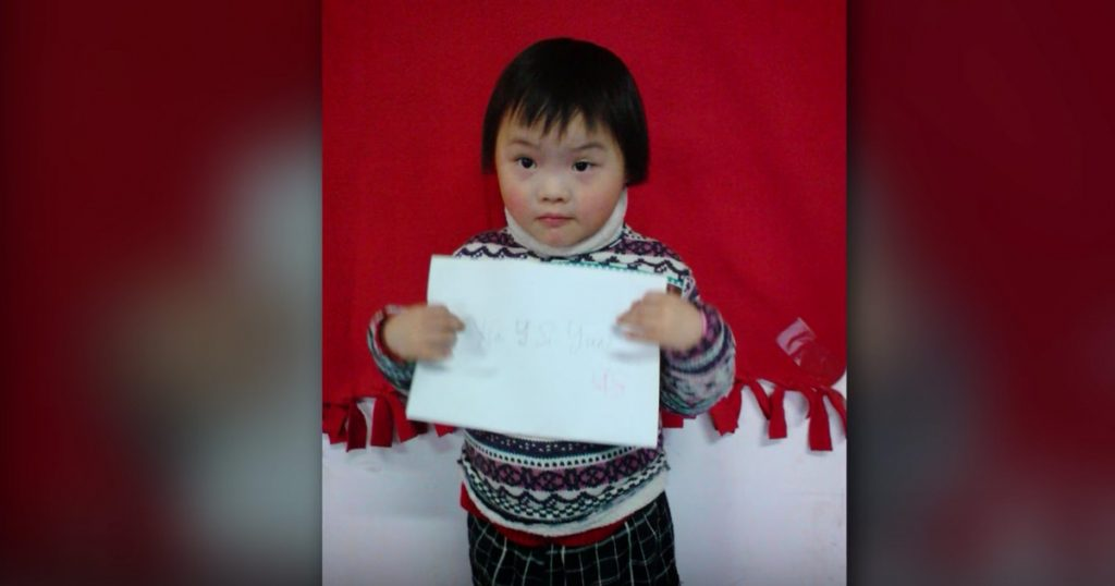 God Tells Family To Adopt 2 Special Needs Kids From China