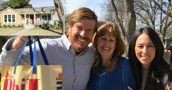 Fixer Upper Widow Finds New Love In The Most Unexpected Way