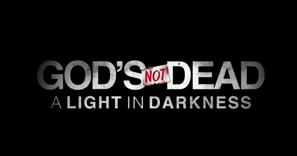 Powerful Movie Trailer for God's Not Dead: A Light In The Darkness