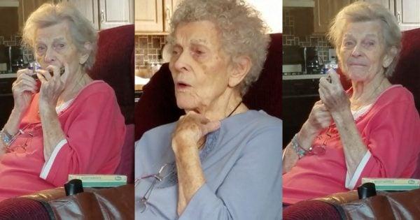 Grandma Has Alzheimer's But She's Still An Incredible Musician