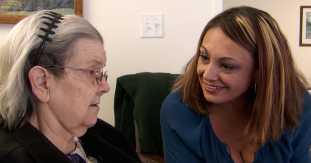 90-Year-Old Woman Mails Neighbor A Letter Pleading For A Friend