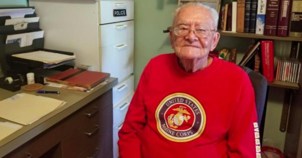 Bible Takes Bullet For Marine During WWII, Saving His Life