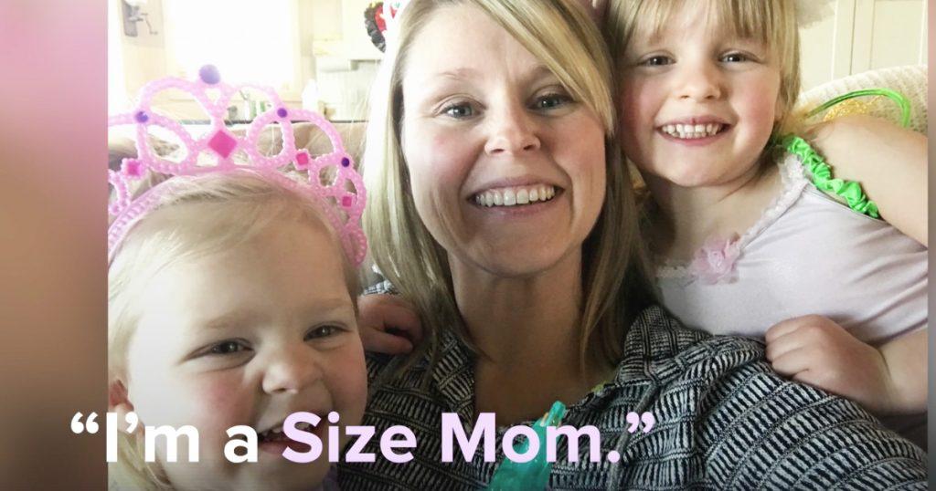 Mom Shares Body Positive Message