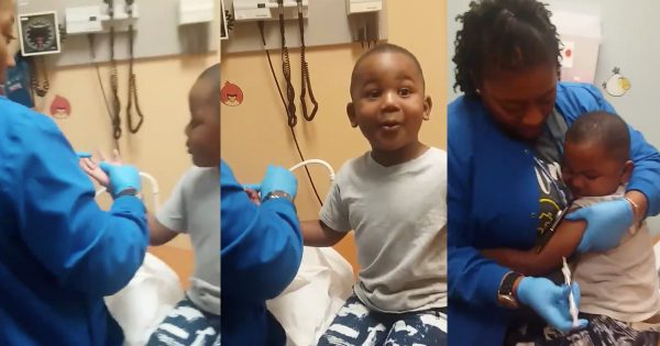 Amazing Nurse Turns Shots Into Magic Tricks