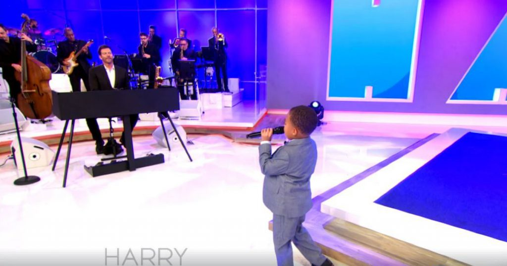 godupdates 5-year-old gospel singer performs