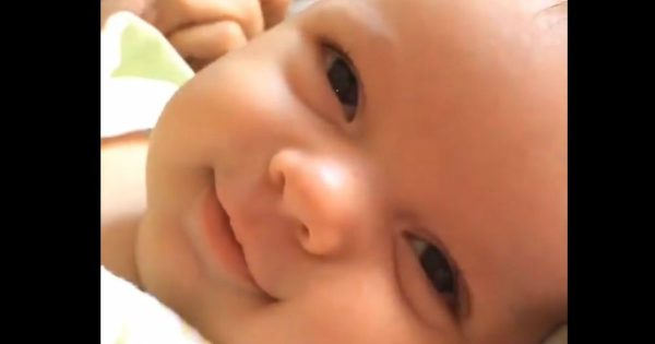 Compilation Of The Best Baby Smiles To Warm Your Heart