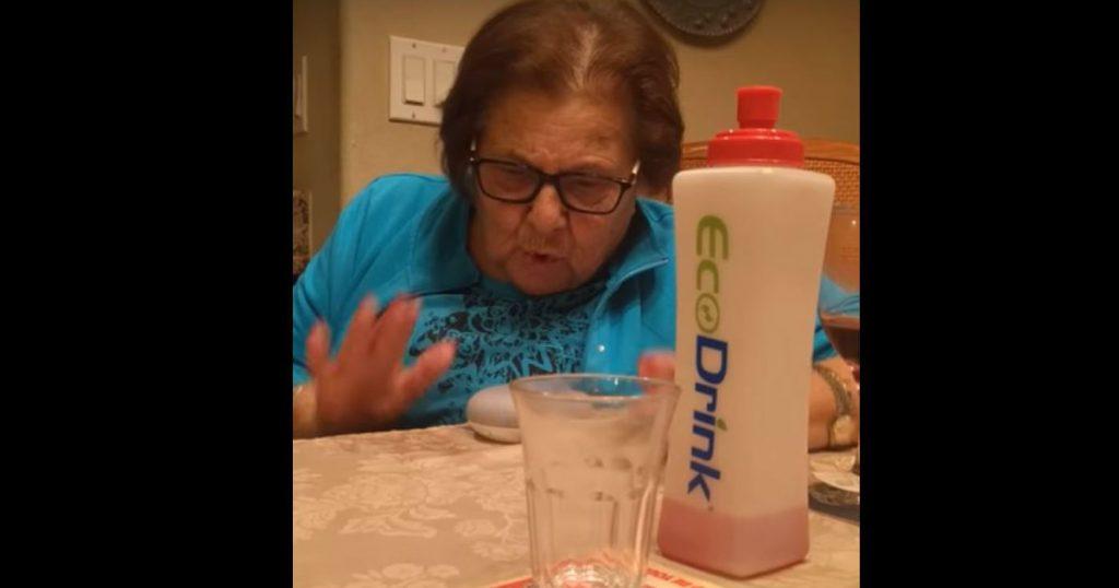 godupdates funny italian grandma gets google home