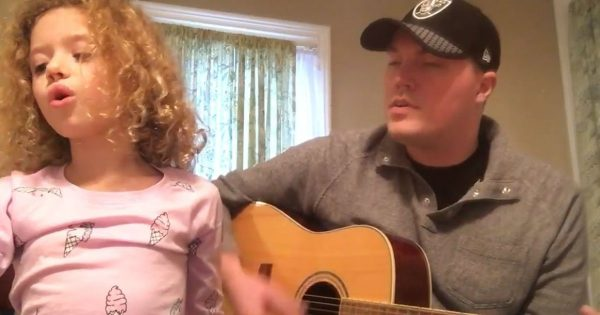 He Wrote An Encouraging Song With His Goddaughter For Loved One With Autism