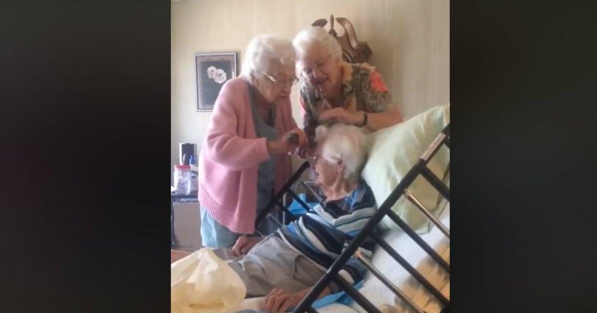 godupdates grandmas two sisters help her