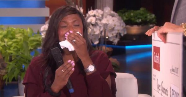 Woman Who Stayed Joyful Through Tragedy Gets The Surprise Of A Life