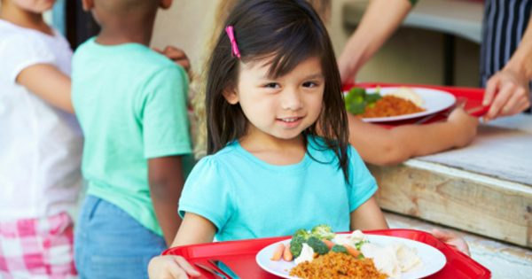 An Act of Kindness To Pay Off School Lunch Debts Left Volunteer Speechless