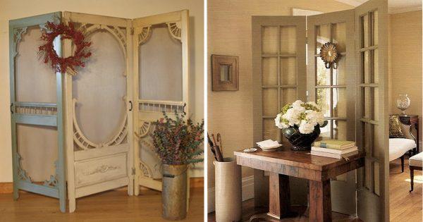10 DIY Screen Door Ideas to Spruce Up Your Home