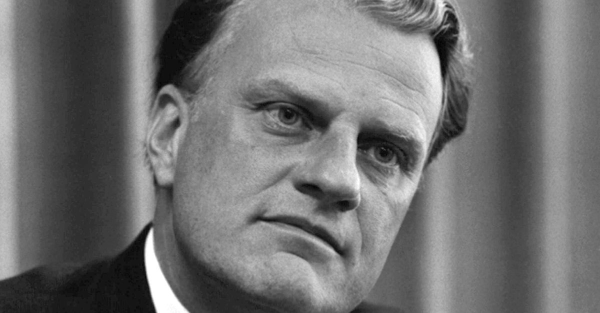 40 Billy Graham Quotes - Inspirational