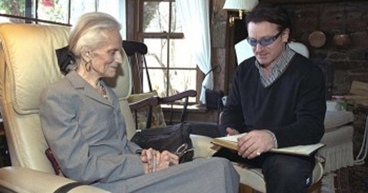 Billy Graham and Bono- A Friendship Shared In A Poem By U2 Frontman _ godupdates