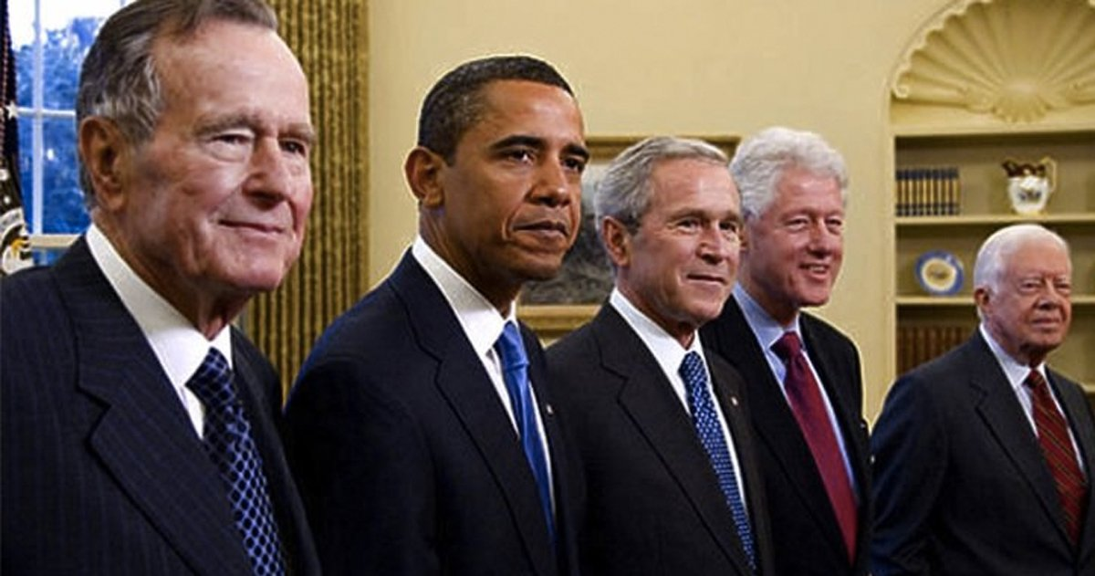 Bizarre Facts About U.S. Presidents That Sound Unbelievable But Are True _ bush _ obama _ clinton _ carter _ godupdates