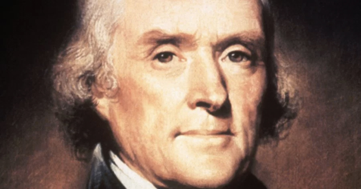 Bizarre Facts About U.S. Presidents That Sound Unbelievable But Are True _ Jefferson _ godupdates