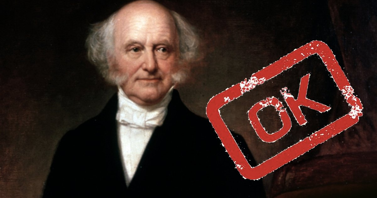 Bizarre Facts About U.S. Presidents That Sound Unbelievable But Are True _ van buren _ godupdates