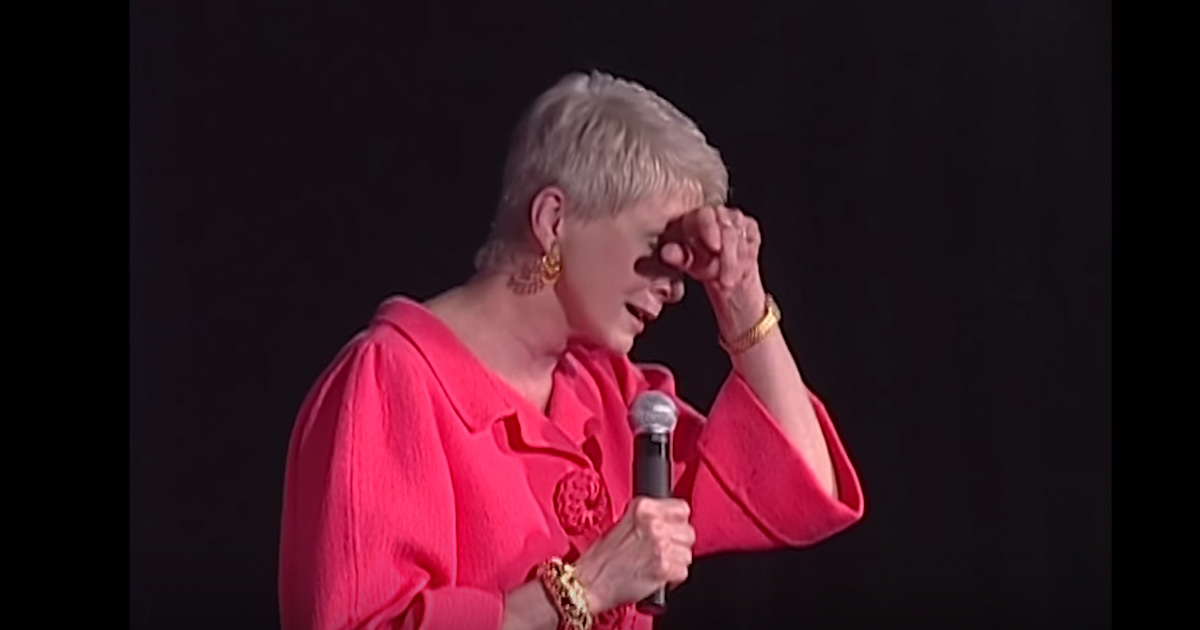Jeanne Robertson On Trying To Keep Up With Technology
