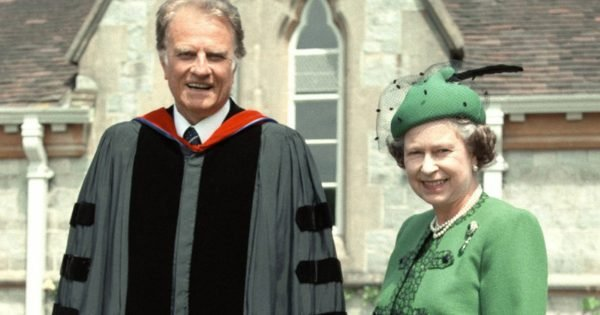Billy Graham And Queen Elizabeth, 60 Years Of Friendship