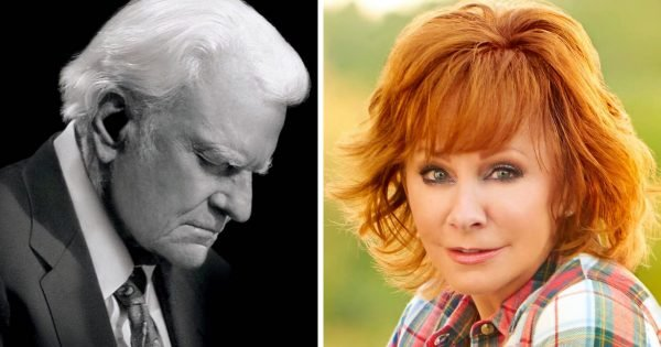 Reba McEntire Expresses Heartbreak Over Passing Of Billy Graham