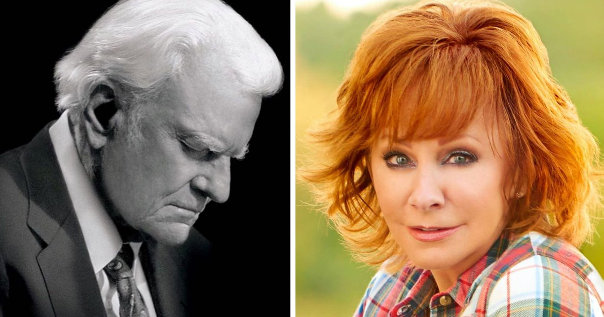 celebrities react to Billy Graham's death