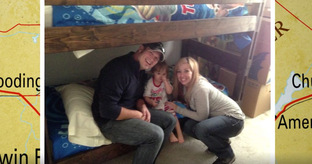 Mike Rowe Returning the Favor Surprises Christian Couple Who Builds Bunk Beds