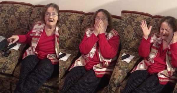 Grandson's Musical Surprise For His Grandma Leaves The Internet In Tears