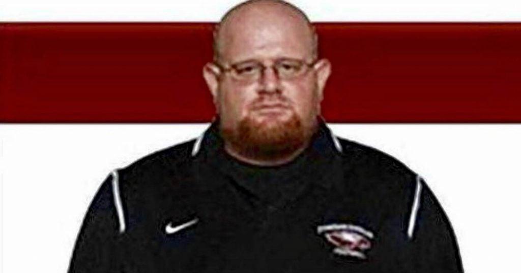 godupdates heroic football coach shielded students in florida school shooting 1