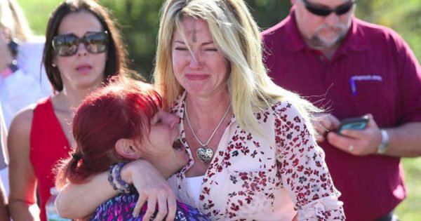 Florida School Shooting Coach Threw Himself in Front of Bullets