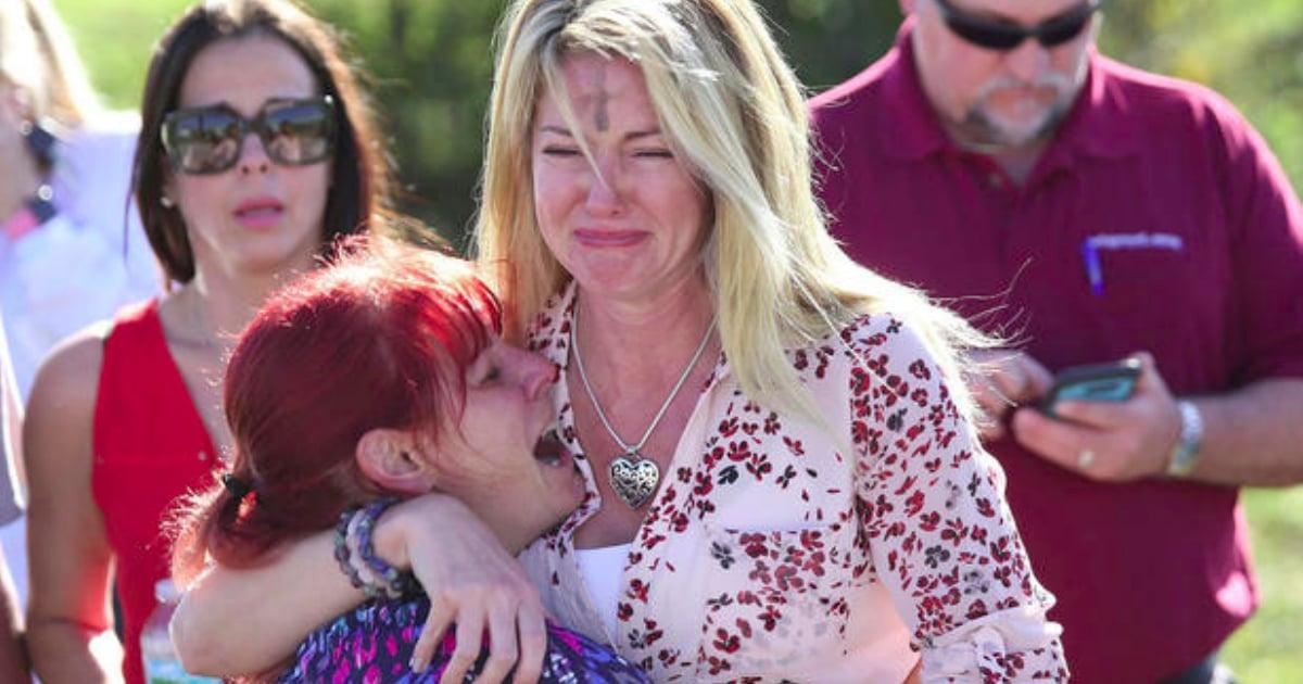 godupdates heroic football coach shielded students in florida school shooting fb
